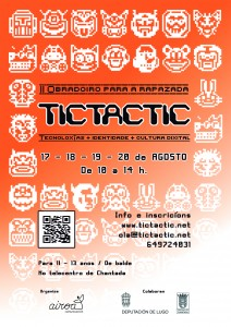 cartaz TICTACTIC